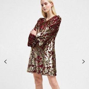 French Connection sequins dress